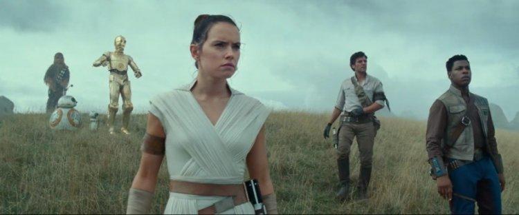 《Star Wars:天行者的崛起》(Star Wars : The Rise of Skywalker) 劇照