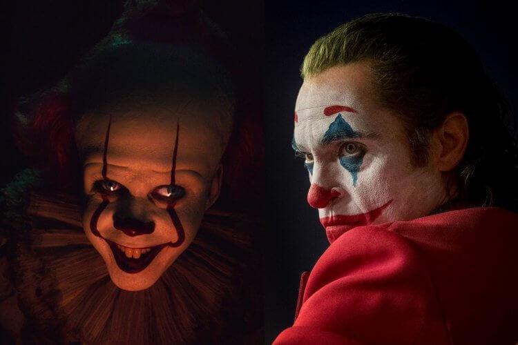 華納兩大小丑:《牠》二部曲中的潘尼懷斯、《小丑》裡的亞瑟佛萊克