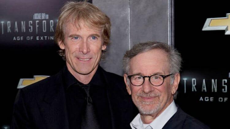 《變形金剛》系列是史蒂芬史匹柏與麥可貝多年合作的成就。