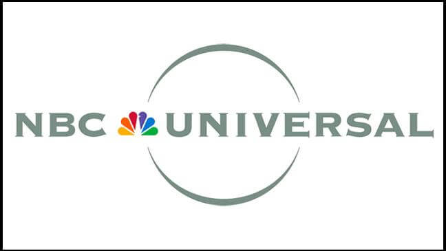 NBC 環球。