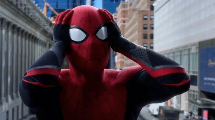 導演強華茲所執導的《蜘蛛人:離家日》電影最後有個影講將來劇情發展重大的爆點安排。