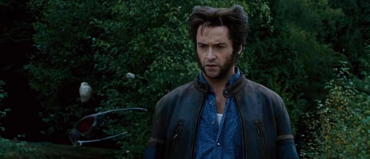 電影《X 戰警》中的金鋼狼、獨目龍。