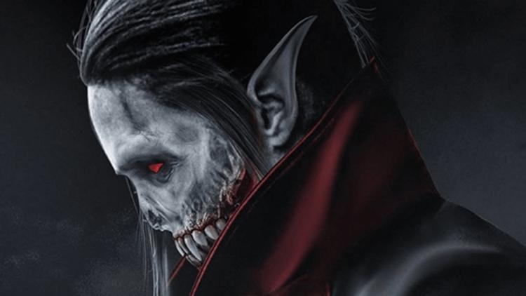 由傑瑞德雷托 (Jared Leto) 飾演的《莫比亞斯》(Morbius)