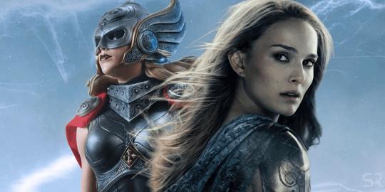 娜塔莉波曼將於《雷神索爾:用愛發電(暫譯)》(Thor: Love and Thunder) 登場。