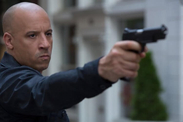 馮迪索 (Vin Diesel) 。