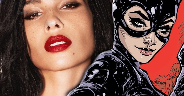 傑森摩莫亞的繼女柔伊克拉維茲將是新任貓女,與羅伯派汀森共同出演新版《蝙蝠俠》。