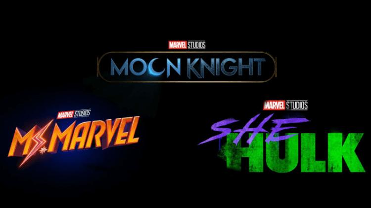 代替月亮制裁你的《月光騎士》、表妹出頭天《女浩克》以及《驚奇女士》等漫威影集即將登上 Disney+ 播映。