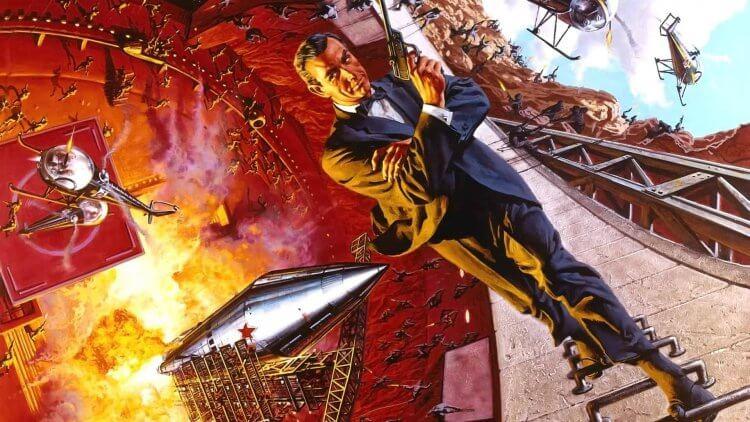 《007:雷霆谷》劇照。