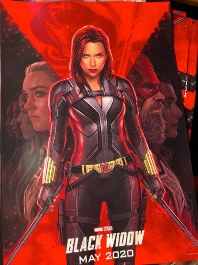 《黑寡婦》(Black Widow) 電影