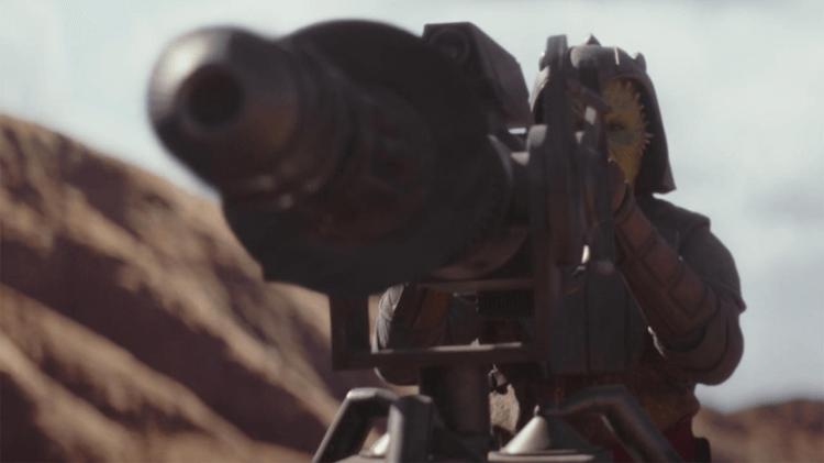 曼達和 IG-11 聯手對抗的種族是,首次在《星際大戰六部曲:絕地大反攻》的尼克托族。