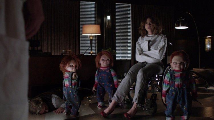 《鬼娃森七七》(Cult of Chucky) 劇照。