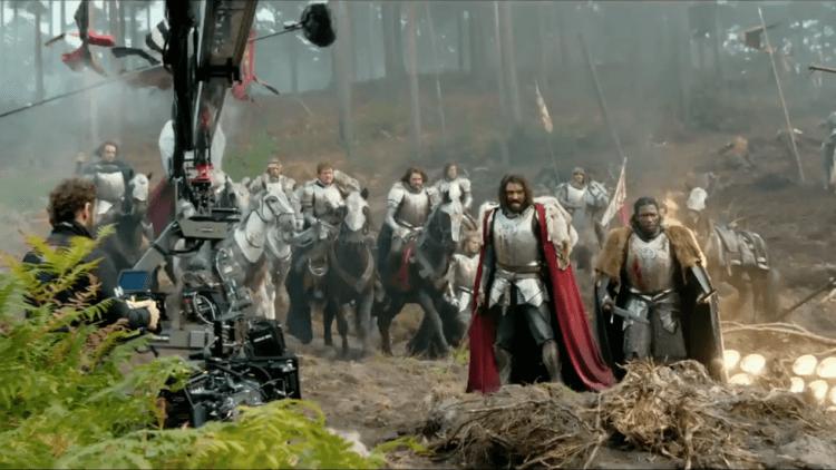麥可貝執導的《變形金剛 5:最終騎士》加入歷史傳說,擁有不小野心。