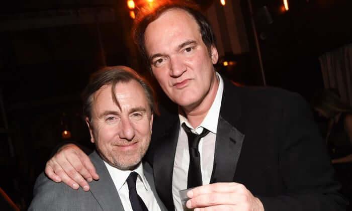 昆汀塔倫提諾的好友提姆羅斯在《從前,有個好萊塢》的演出片段因篇幅有限正片遭到刪除。