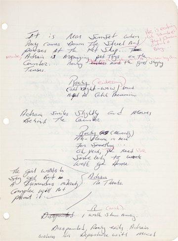 席維斯史特龍不僅能演,編劇才華也毫不隱藏,《洛基》系列電影若沒有他編劇恐無法誕生。