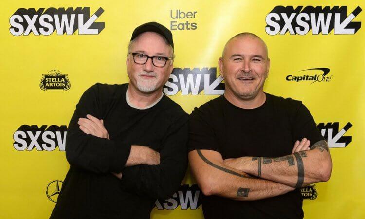 大衛芬奇與提姆米勒正在製作第二季的《愛 x 死 x 機器人》成人動畫影集。