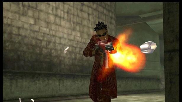 《駭客任務:重裝上陣》也推出過遊戲。