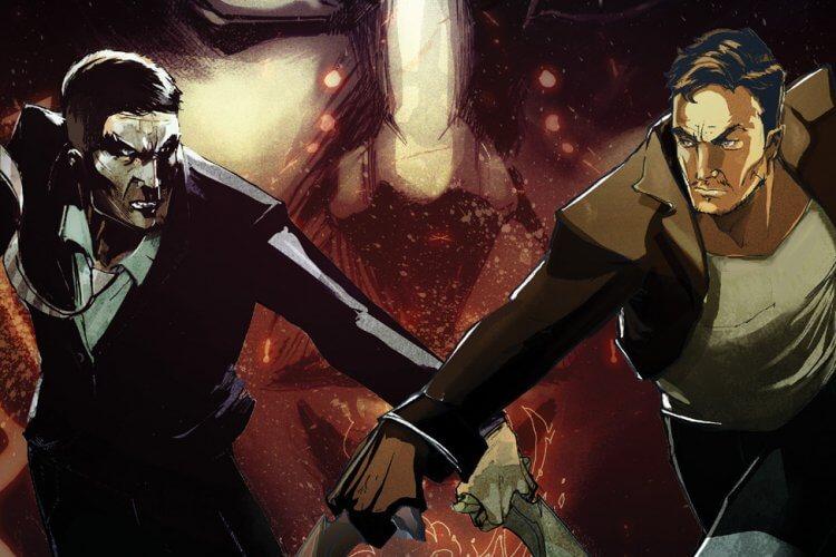 《惡疾人》是一部科幻驚悚漫畫,有著影史許多恐怖作品的色彩。