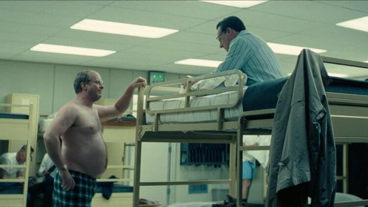 克里斯汀貝爾為《為副不仁》增胖大約 20 公斤。