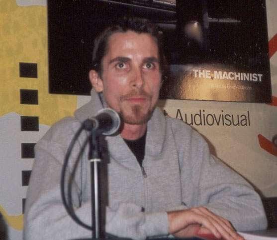2003 年的克里斯汀貝爾。