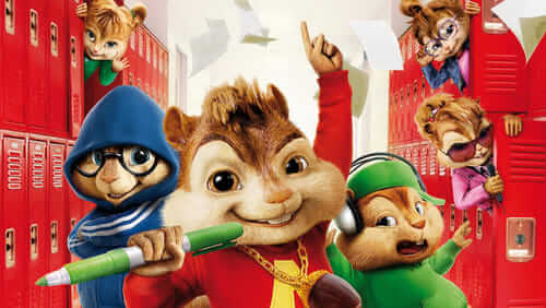 描述三隻會說話的花栗鼠奇妙冒險故事的《鼠來寶 2》深受孩童喜愛。
