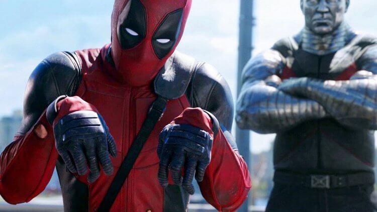 《死侍》是 《X 戰警》系列的第八部作品,由萊恩雷諾斯主演。