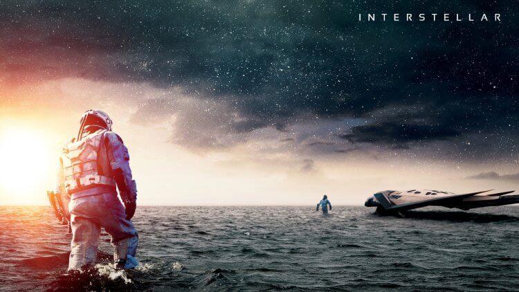 《星際效應》劇照。
