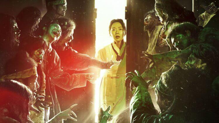 韓國第一部在 Netflix 上的影集《李屍朝鮮》,廣受好評。