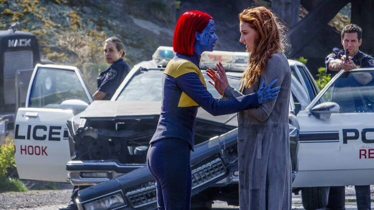 《X 戰警:黑鳳凰》是併購案後「福斯製作、迪士尼發行」的電影,票房與口碑皆失利。