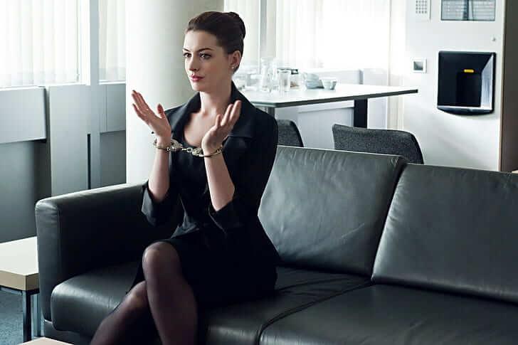 安海瑟薇 (Anne Hathaway)