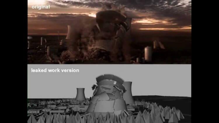 《X 戰警:金鋼狼》電影畫面外流。
