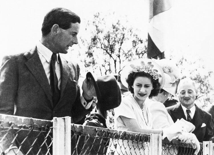 瑪格麗特公主喜歡上年長她 16 歲的彼得湯森。