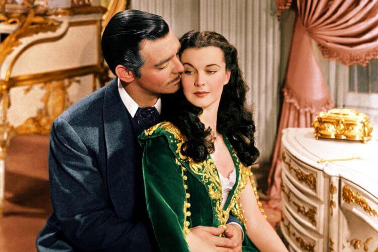經典電影《亂世佳人》曾於1940年奪下奧斯卡最佳影片。