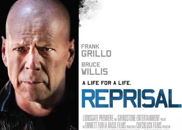 布魯斯威利演出電影《報復》。