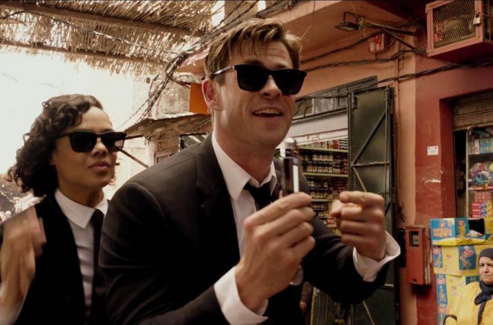 《MIB 星際戰警:跨國行動》首週票房低得嚇人