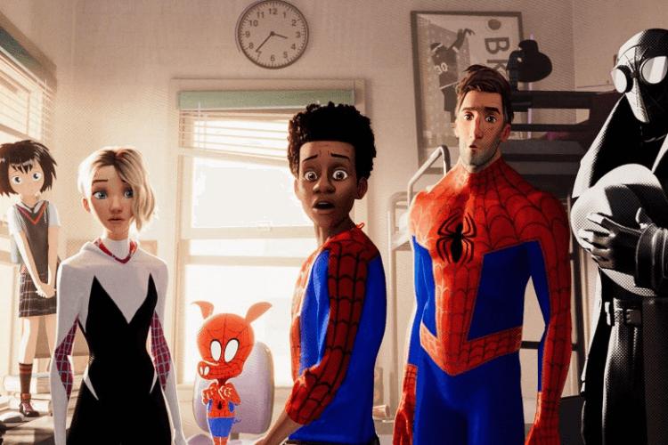 動畫系列《蜘蛛人:新宇宙》(Spider-Man: Into the Spider-Verse) 獲奧斯卡最佳動畫