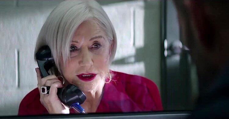 海倫米蘭在《玩命關頭:特別行動》中有搞笑演出。