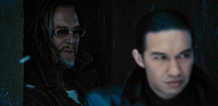 《鋼鐵人 2》中,萬科取得門票以伏擊東尼史塔克。