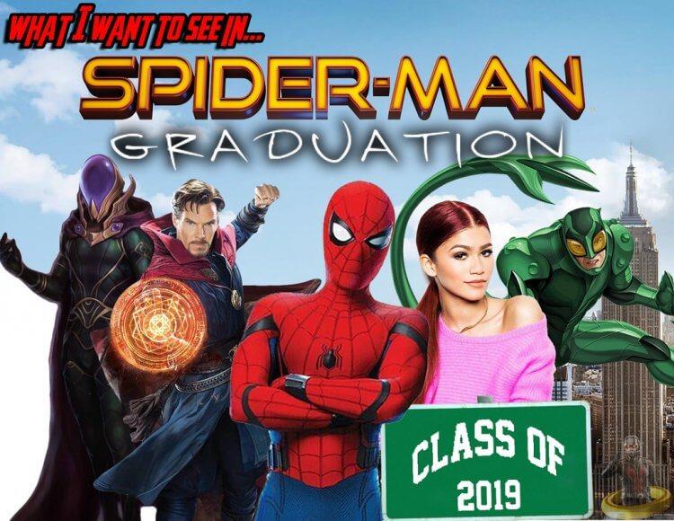 粉絲製作的《蜘蛛人》改圖。