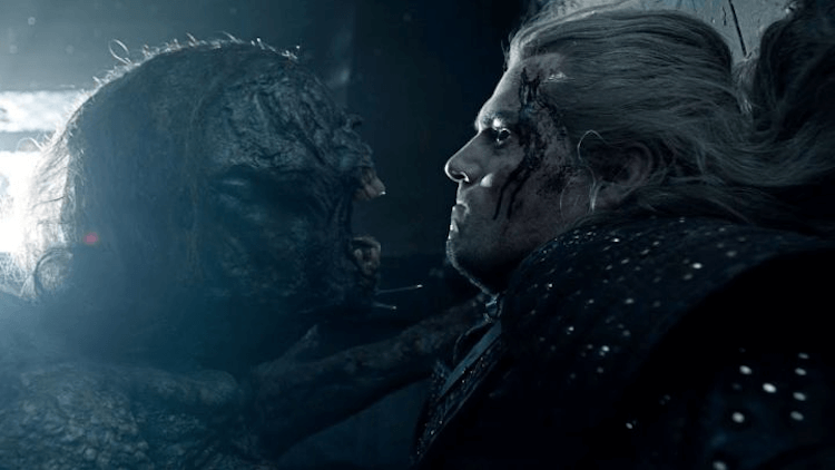 《獵魔士》第一季前四集〈結束的開端〉、〈四菊符那〉、〈背叛者之月〉以及〈宴會、渾蛋與埋葬〉都是依照順序發生的。