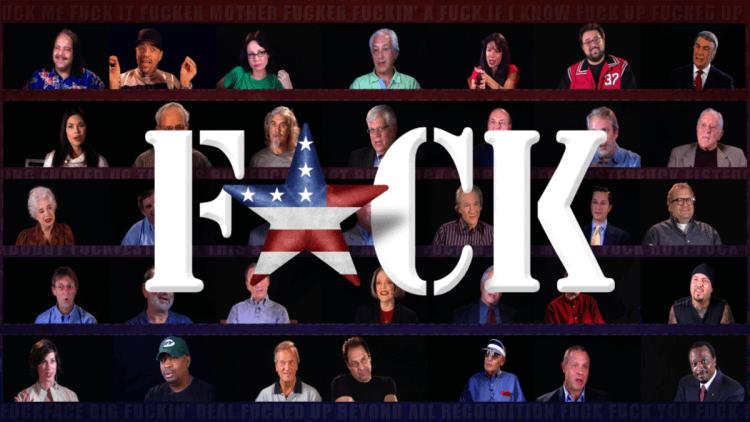 紀錄片《Fuck》探索 Fuck 這樣的髒話居然會成為任何情境下都可以使用的語彙。
