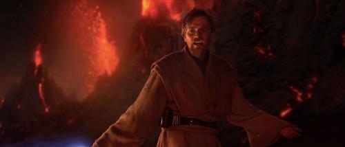 《星際大戰三部曲:西斯大帝的復仇》I have the high ground