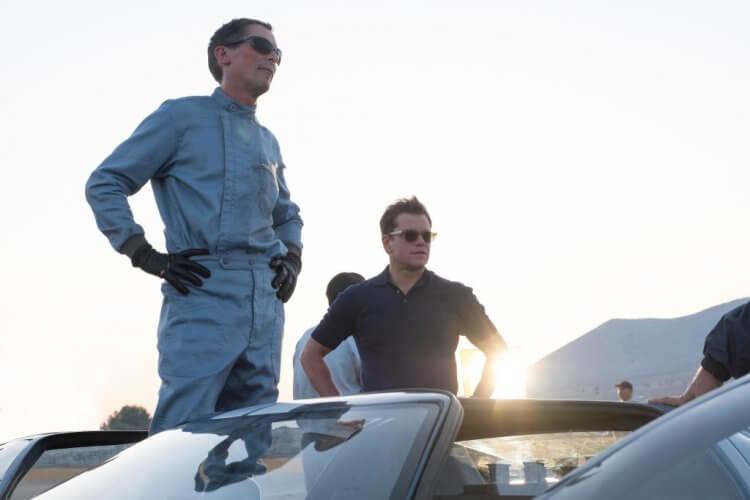 目標奧斯卡金像獎,11 月 28 日起上映的電影《賽道狂人》裡,兩名主演克里斯汀貝爾、麥特戴蒙的戲份也不相上下。