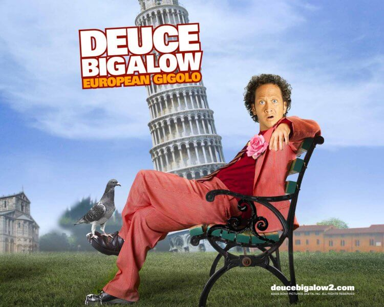 《哈拉猛男秀 2:歐亞種馬》(Deuce Bigalow: European Gigolo)