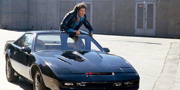 《霹靂遊俠》(Knight Rider) 李麥克