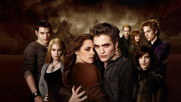 2009 年的續集電影《暮光之城 2:新月》(The Twilight Saga: New Moon)。