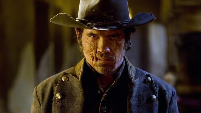 喬許布洛林主演的《疤面鬼煞手》評價爆死。