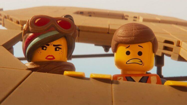 《樂高玩電影 2》的票房大不如第一集的亮眼。