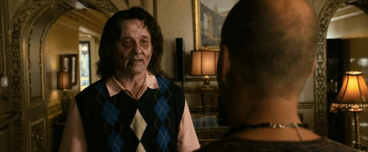 比爾莫瑞 (Bill Murray) 在《屍樂園》中客串已成為系列的經典