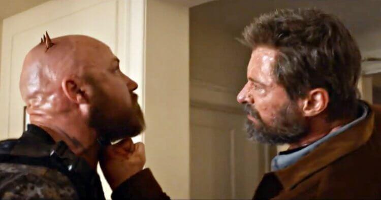 《羅根》為休傑克曼最後一次飾演金鋼狼的作品,有許多暴力畫面。