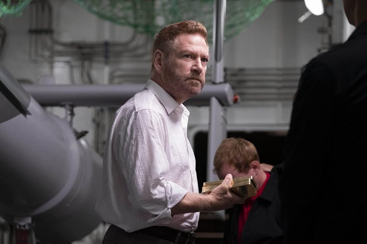 諾蘭導演電影《天能》。